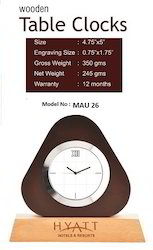 Table Clocks TAU 26