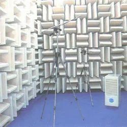 Noise Testing Room