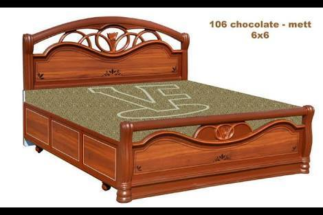 WOODEN FURNITURE 05 Wooden Bed Manufacturer from Saharanpur