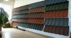 Stone Coated roofing sheet supplier