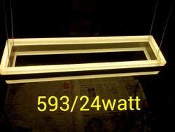 Decorative Rectangular Hanging Light