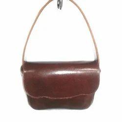 Leather Media Bag