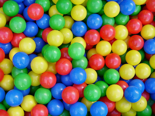 Other Toys Plastic Balls Manufacturer From Bengaluru
