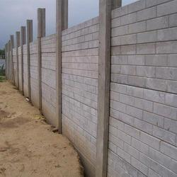 Concrete Boundary Wall