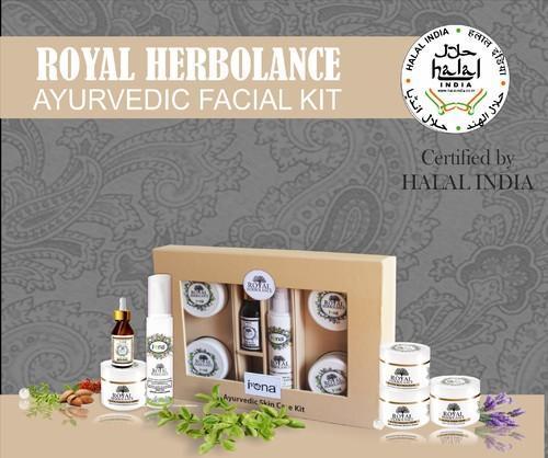 457455b506 Ayurvedic Facial Kit Iena Royal Herbolance A Halal Certified at Rs ...