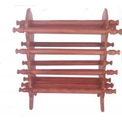Wooden Antique Bangle Stand