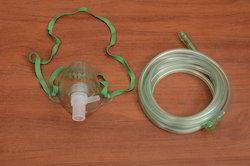 Nasal Mask with Oxygen Tubing Set
