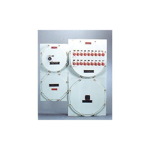 Flameproof Control Gears And Switch Gears