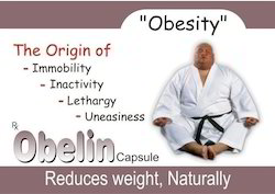 Herbal Anti Obesity Weight Loss Supplement