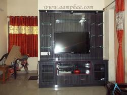 Modern Entertainment Wall Units