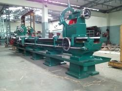Automatic Extra Oversize Lathe Machine, Range of Spindle Speeds: 8, Ehd 5