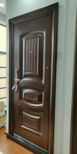 Authorized Wholesale Dealer of Aluminium Glass Door & Steel Door by