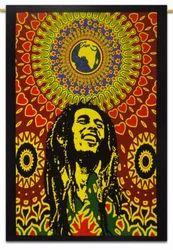 Bob Marley Wall Hanging Poster
