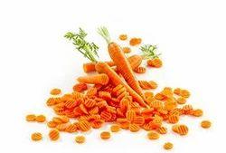 Carrots Crinkled