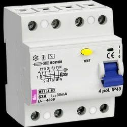 Earth Leakage Circuit Breaker - ELCB Latest Price