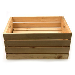 Plywood Wooden Packaging Box