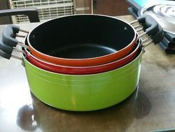 Non Stick Coating Casserole - Size 220 MM