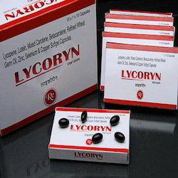 Lycoryn Soft Gelatin Capsules