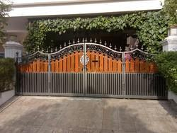 Designer Ornamental Gate