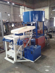 Manual Brick Machine