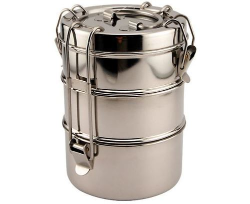 Stainless Steel Tiffin Box At Rs 125 Piece S Stainless Steel