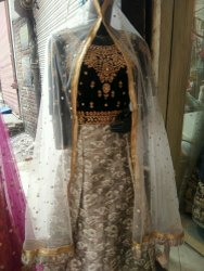 Designer Bridal Dress