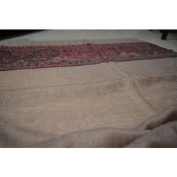 Pashmina Natural Border Scarves