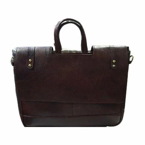 Pure Leather Handbags In Delhi