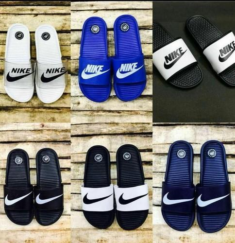 Inducir Actual antepasado  Men Regular Nike Flip Flop, Size: 6-10, Rs 799 /pair Kushal Mangal Textile  | ID: 17059441291