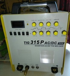 Automatic Ac /DC 315 Amps Welding Machine
