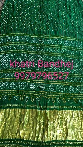 01145ac248 No Gaji Silk Bandhani Sarees, Handicraft, Rs 4000.00 /piece, Khatri ...