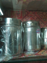 Metal Kitchen Container