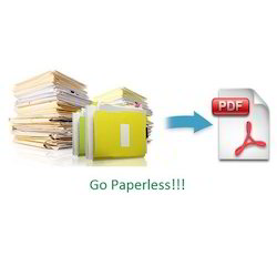 Document Scanning and Digitization Service