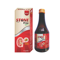 Stone Free 200 Ml Syrup