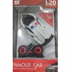 Radio Control Model Car