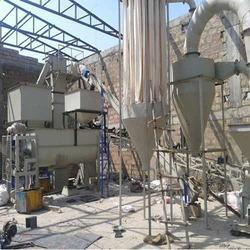 Plaster Manufacturing Plant