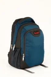 Plain Kids School Backpack