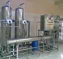 Stainless Steel Industrial Ro Water Plant, 0-200 (liter/hour), Reverse Osmosis Unit