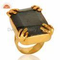Brass Fashion Ring Jewelry