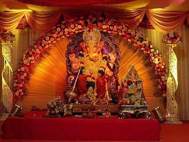 Ganesha Chaturthi Decorations Props In Chhattarpur Delhi