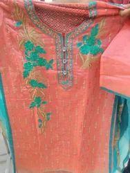 Maheshwari Silk Suit