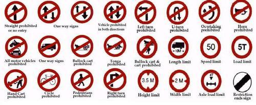 Image result for Traffic signs