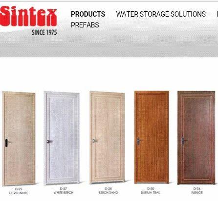 Sintex PVC Door at Rs 1800 /piece | Sintex Pvc Doors | ID: 11393048912