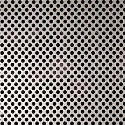 SS Square Perforated Sheet