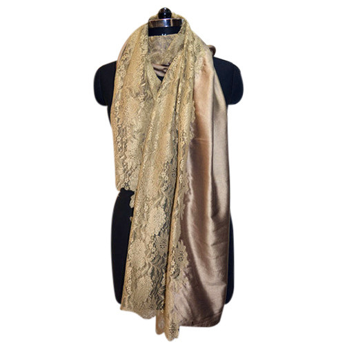 Lace Scarves - Silk Scarves Manufacturer from New Delhi
