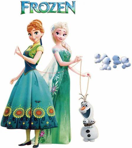 Sby Frozen Wall Sticker