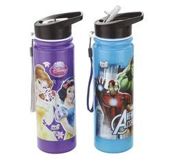 Insulated Cool Power Water Bottle