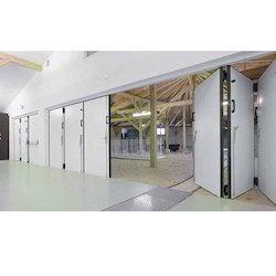 Industrial Folding Door