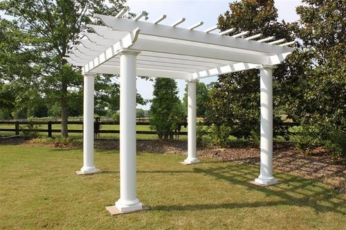 Stainless Steel Pergola - Stainless Steel Pergola At Rs 550 /square Feet Thanisandra