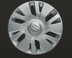 Set wheel covers RS-T 14-inch white